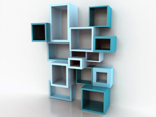 Parametric Shelving - Bookcase €� Shoebox Dwelling Finding Comfort, Style And Dignity